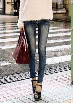 Slimline skinny pants  $26