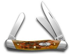 CASE XX Autumn Jigged Bone Sloped Bolster Stockman Pocket Knife Knives *** Visit the image link more details.(This is an Amazon affiliate link and I receive a commission for the sales)