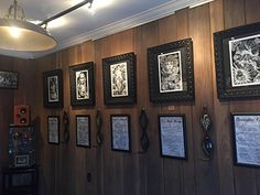 Original Art by Sean Herman, based in Gulf Coast and Alabama history and folk tales now available at The Serpents of Bienville Gallery at 1800B Main Street in Downtown Daphne, Alabama