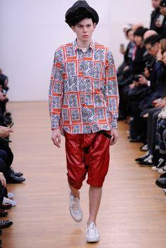 Comme des Garçons Shirt, Look #13