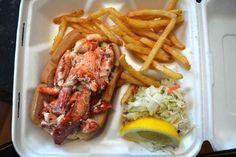 An Expert Panel Ranks New England's 9 Best Lobster Rolls