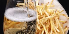 If You're Not Drinking Champagne with French Fries, You're Doing It Wrong - TownandCountrymag.com