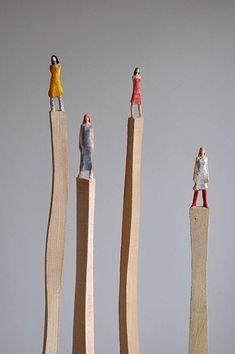 Most current Pic Ceramics art carving Concepts Arbeiten – Michael Pickl Sculptures Céramiques, Art Sculpture, Pottery Sculpture, Ceramic Pottery, Pottery Art, Ceramic Art, Art Carved, Oeuvre D'art, Wood Carving
