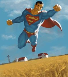 Superman Artwork, Superman Comic, Superman Stuff, Adventures Of Superman, Action Comics 1, Superman Family, Superman Man Of Steel, Dc Comics Characters, Clark Kent
