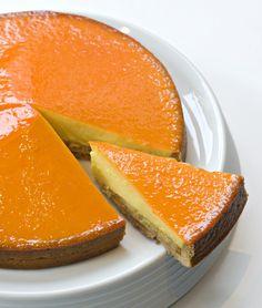 La Pâtisserie des rêves par Philippe Conticini _ La tarte à l'orange... douce tentation !