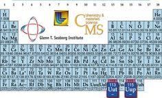 """""""unumpentio"""" nombran provisional a nuevo elemento químico de la tabla periódica"""
