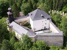 Schloss Grosssölk is a castle in Styria, Austria.