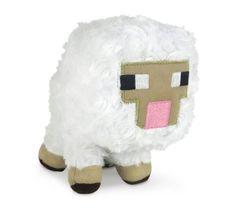 Minecraft Baby Sheep Plush Minecraft http://www.amazon.com/dp/B00HUMQQHC/ref=cm_sw_r_pi_dp_sqWVtb01GH444R58