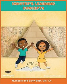 #Book Review of #ImhotepsLearningConceptsVol1a from #ReadersFavorite  Reviewed by Vernita Naylor for Readers' Favorite
