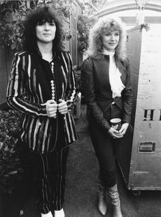 Ann Wilson, Nancy Wilson, Heart, band