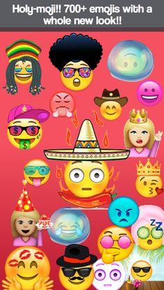 Character Emojis Pro: 700+ Thug, Pirate & Gangster Etc. Emoji Faces screenshot ...