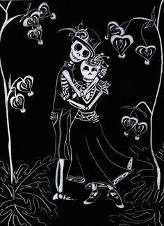 dia de los muertos art | PNA Blog: Dia de los Muertos at the PNA