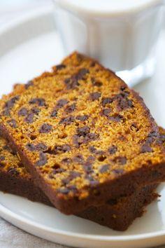 Big Batch Pumpkin Chocolate Chip Bread | Lauren's Latest