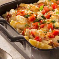 Monterey Chicken Pasta Bake | What2Cook