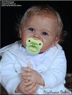 BOGO Baby with Diamond Package Custom Reborn Babies Tori image 6 - Kleine Mädchen - Bb Reborn, Reborn Toddler Dolls, Reborn Doll Kits, Newborn Baby Dolls, Reborn Babies, Real Life Baby Dolls, Fake Baby, Silicone Baby Dolls, Baby Bouncer