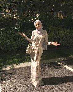 As long as you believe in yourself youre good to go. In shaa Allah. Kebaya Modern Hijab, Model Kebaya Modern, Kebaya Hijab, Kebaya Dress, Kebaya Muslim, Hijab Gown, Hijab Dress Party, Hijab Style Dress, Casual Hijab Outfit