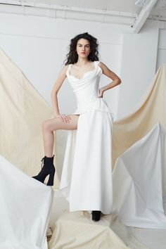 f4b5fe32d6c Exclusive  Vivienne Westwood is Bringing Her Bridal Collection to New York  City