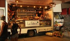 street food stall - Google Search