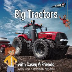 Learn About Tractors With Casey and Friends