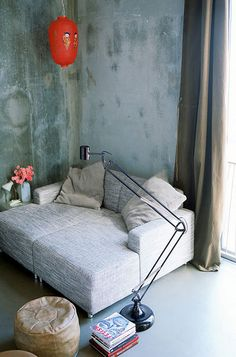 A modern home in amsterdam by the style files, via Flickr