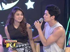 James Reid sings 'All of Me' to Vice Ganda Hay JAMES REID !!!!!!!!!!!!!!!!! <3 <3 <3