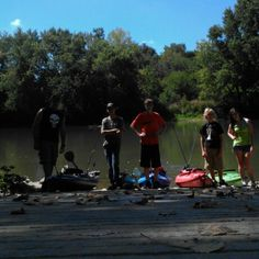 Summer kayaking SDV