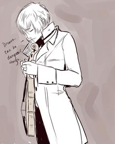 Jem Carstairs by Cassandra Jean. Dreams can be dangerous things.