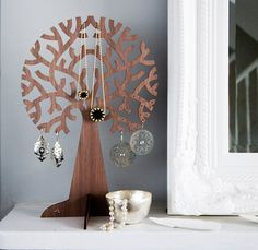 Karina Jewellry Tree - Timber Limited Edition