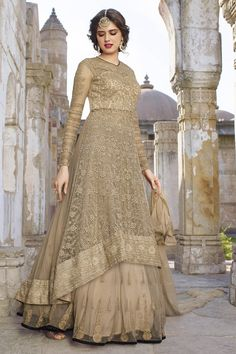 Buy This Beige Net Traditional Lehenga Bottom Salwar Kameez with Heavy Embroidery Work. Buy Now:- http://www.lalgulal.com/salwar-kameez/beige-net-traditional-lehenga-bottom-salwar-kameez-with-heavy-embroidery-work-712 Cash On Delivery & Free Shipping only in India. For Other Query Just Whatsapp Us on +91-9512150402 Or Mail Us at info@lalgulal.com.