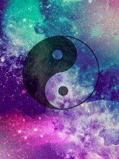 Znalezione obrazy dla zapytania Yin i yang