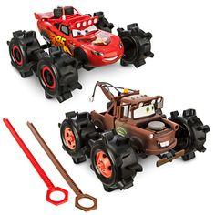 Lightning McQueen & Mater All Terrain Vehicles
