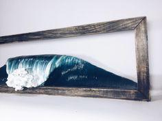 Johny Vieira — Club of the Waves Wooden Wall Art, Diy Wall Art, Abstract Painting Techniques, Epoxy Resin Art, Surf Art, Beach Art, Glass Art, Contemporary Art, Sculptures