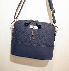 Hot sale!  New Fashion Shell Women Messenger Bags High quality Cross body Bag PU Leather Mini Female Shoulder Bag Z-151