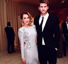 miley cyrus and liam hemsworth - Google Search