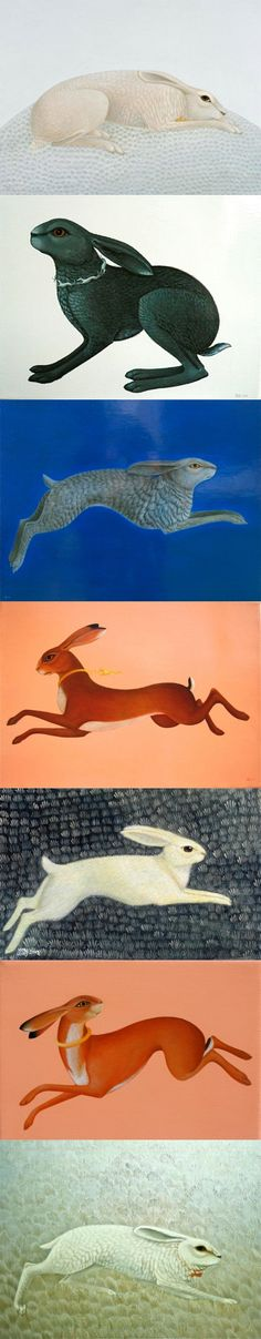 Whyn Lewis: Rabbits and Hares