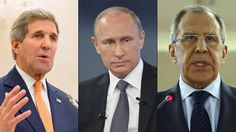 Kerry traveling to Russia to meet Lavrov and Putin -- Puppet Masters -- Sott.net