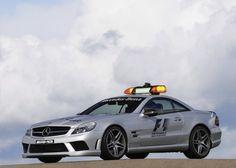 2009 Mercedes-Benz SL63 AMG F1 Safety Car