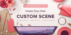 14-mockup-templates-for-easy-website-hero-images