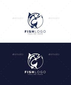 Fish Logo - Animals Logo Templates Get it now!! #logo #designlogo #logos #logodesign #logopremium #brand #branding #business #company #abstract #creative #mascot #designoflogo #thelogo #thedesign #logotemplate #print #logocompany #logoesport #logoanimal #logoabstract #envato #envatomarket #graphicriver #premiumdesign #creativemarket #freepik #shutterstock #behance #dribbble