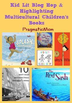 Highlighting Multicultural Children's Books & Kid Lit Blog Hop :: PragmaticMom