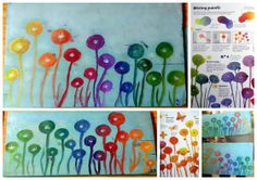 Art fun poppies   Practical Pages
