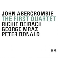 This much-anticipated 3-CD set with recordings from 1978 to 1980, issued in ECM's acclaimed Old & New Masters series, returns some historically-important John Abercrombie material to the catalogue, namely the albums 'Arcade', 'Abercrombie Quartet' and 'M'.  Hear audio and find out more at: http://www.propermusic.com/product-details/John-Abercrombie-Quartet-The-First-Quartet-3CD-215451