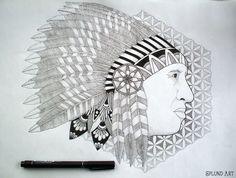 Spirit Walker by Splund-Art on DeviantArt