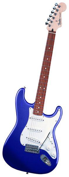 "My Fender Strat ""Mr. Blue"""