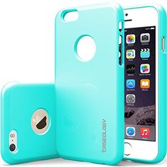 """iPhone 6 Plus Case, Caseology [Drop Protection] Apple iPhone 6 (5.5"""" inch) Plus Case [Turquoise Mint] Slim Fit Skin Cover [Shock Absorbent] TPU Bumper iPhone 6 Plus Case [Made in Korea] (for Apple iPhone 6 Plus Verizon, AT&T Sprint, T-mobile, Unlocked) Caseology http://www.amazon.com/dp/B00NFYGOBM/ref=cm_sw_r_pi_dp_D4Thub11MPB69"""