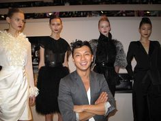 Clearly I love nugget designers...Prabal Gurung :)