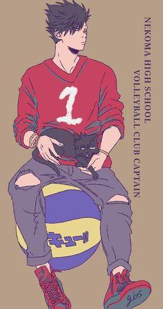 Kuroo Haikyuu, Kuroo Tetsurou, Kagehina, Haikyuu Anime, Haikyuu Characters, Anime Characters, Hinata, Anime Guys, Manga Anime
