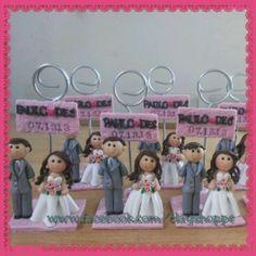 polymer clay wedding souvenir
