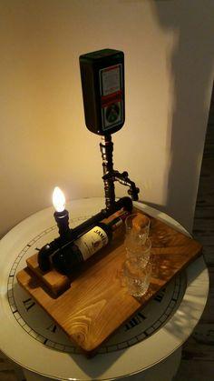Lamp and bar