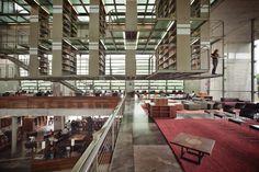 Galería de Biblioteca Jose Vasconcelos / Alberto Kalach - 16